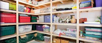 Организация пространства в кладовой комнате: 12 эффективных способов