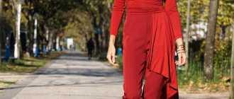 С чем носить красный цвет женщинам 40 + в 2021 году: 17 идей, которые сделают вас королевой