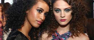 Просто восторг! 9 вариантов трендов макияжа и причесок с нью-йоркской недели моды