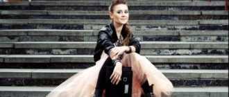 Валерия показалась в ярком «рокерском» образе